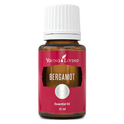 Bergamot essential oil - 15 ml [Retail]