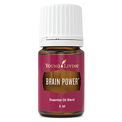 Brain Power essential oil - 5 ml [Retail]