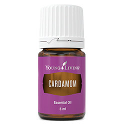 Cardamom essential oil - 5ml  [Retail]