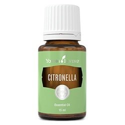 Citronella essential oil - 15ml  [Retail]