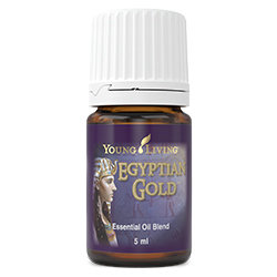 Egyptian Gold essential oil - 5 ml  [Retail]