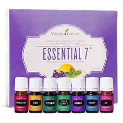 Essential 7 Oil Collection [Retail]