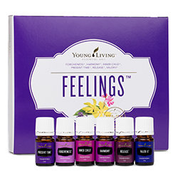 Feelings essential oil collection [Retail]