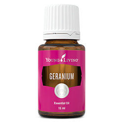Geranium essential oil - 15 ml [Retail]