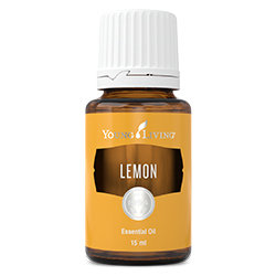 Lemon essential oil - 15 ml [Retail]