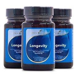 Longevity capsules 3 pack [Retail]