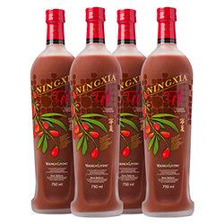 NingXia Red 4 bottles [Retail]