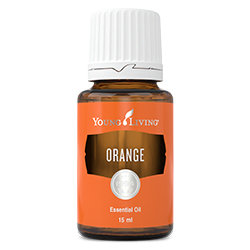 Orange essential oil - 15 ml [Retail]