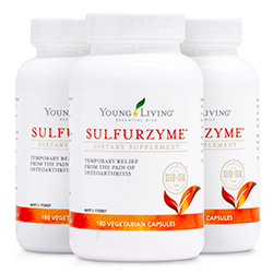 Sulfurzyme Capsules - 3 pack  [Retail]