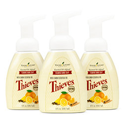 Thieves Foaming Hand Soap 3 pack [Retail]