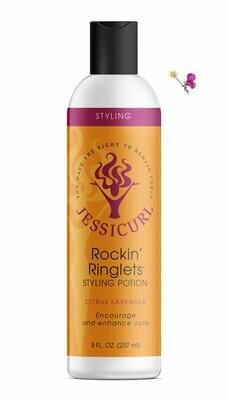 Jessicurl Rockin Ringlets Citrus lavender 237ml (8oz)