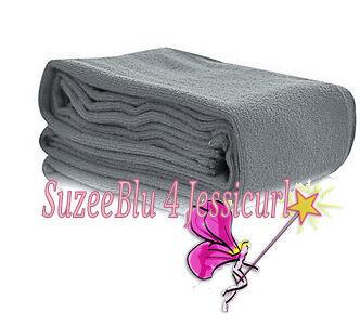 Jessicurl Australia Premium Microfibre Towel -Storm