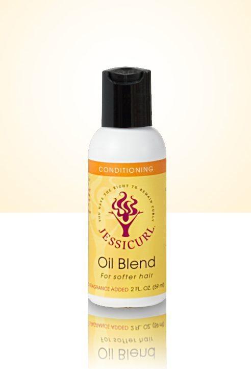 Jessicurl Oil Blend Citrus Lavender  59ml (2oz)