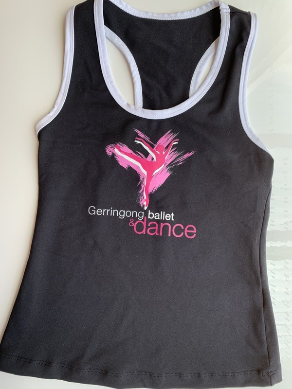 Action Back Tank Top