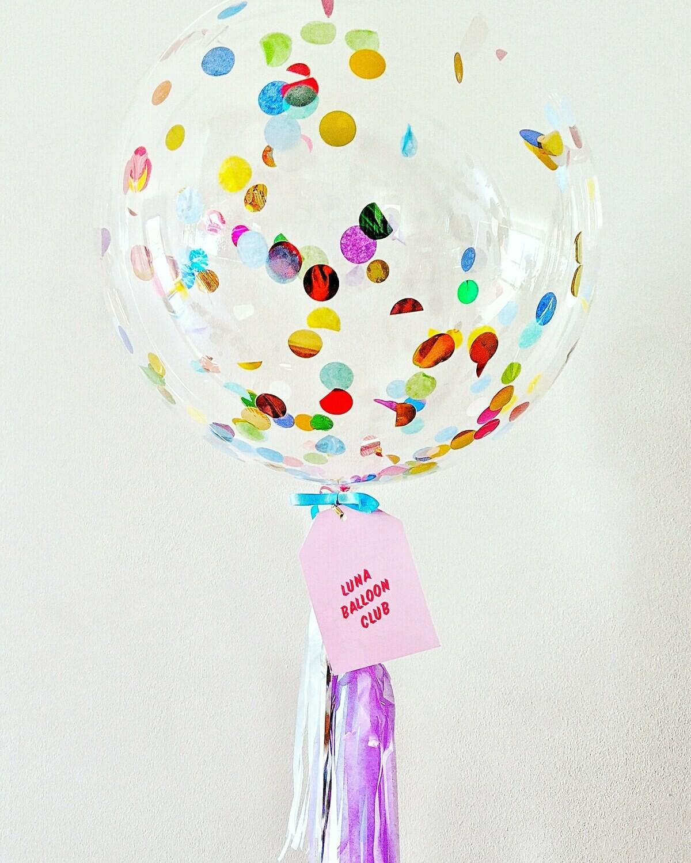 Confetti Bubble | Generic or No Message