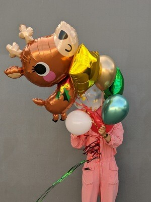 Christmas Bundle - Reindeer   Colour & Size Options