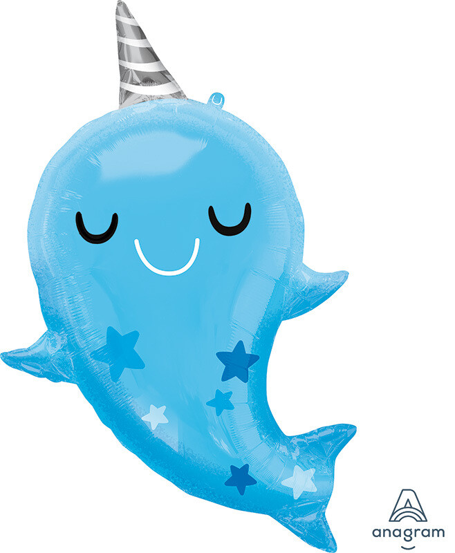 Baby Boy Narwhal