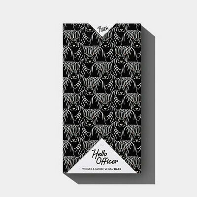 Hey Tiger Chocolate | Whisky & Smoke Flavour