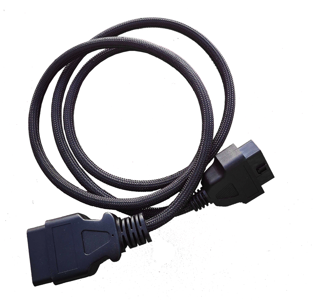 6 ft OBD Extension Cable for Wireless Testing