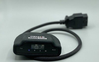 Wireless OBD/ 2D Barcode Scanner