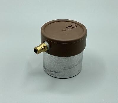 FPT25-8 GAS CAP ADAPTER