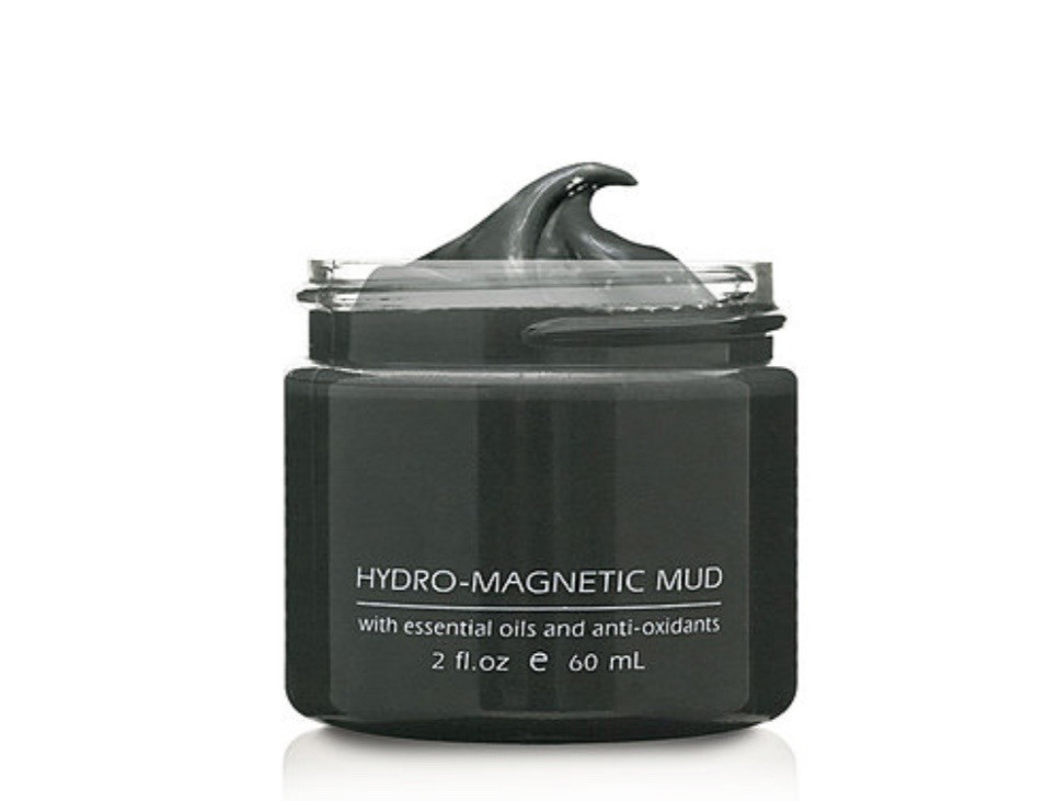 Hydro-magnetic Mud Mask for Normal to Dry Skin Types. Magnet Included.