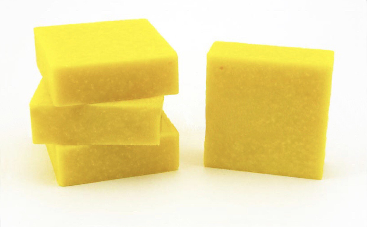 Lemon Zest Scrub Soap