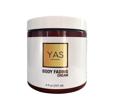 Original Body Fade Cream - Low inventory Sale 8 Ounce Jar