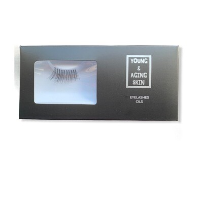 Natural Eyelash Extension 1 Pair - Understated