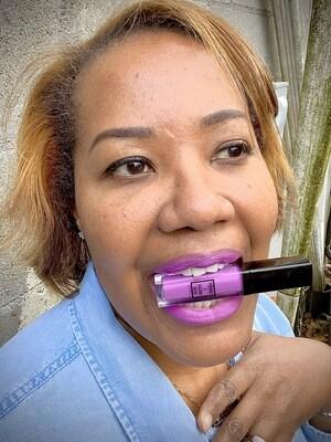 Velvet Liquid Lipstick GERANIUM