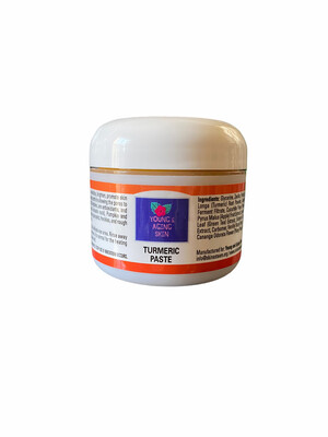 TURMERIC Brightening Facial Paste