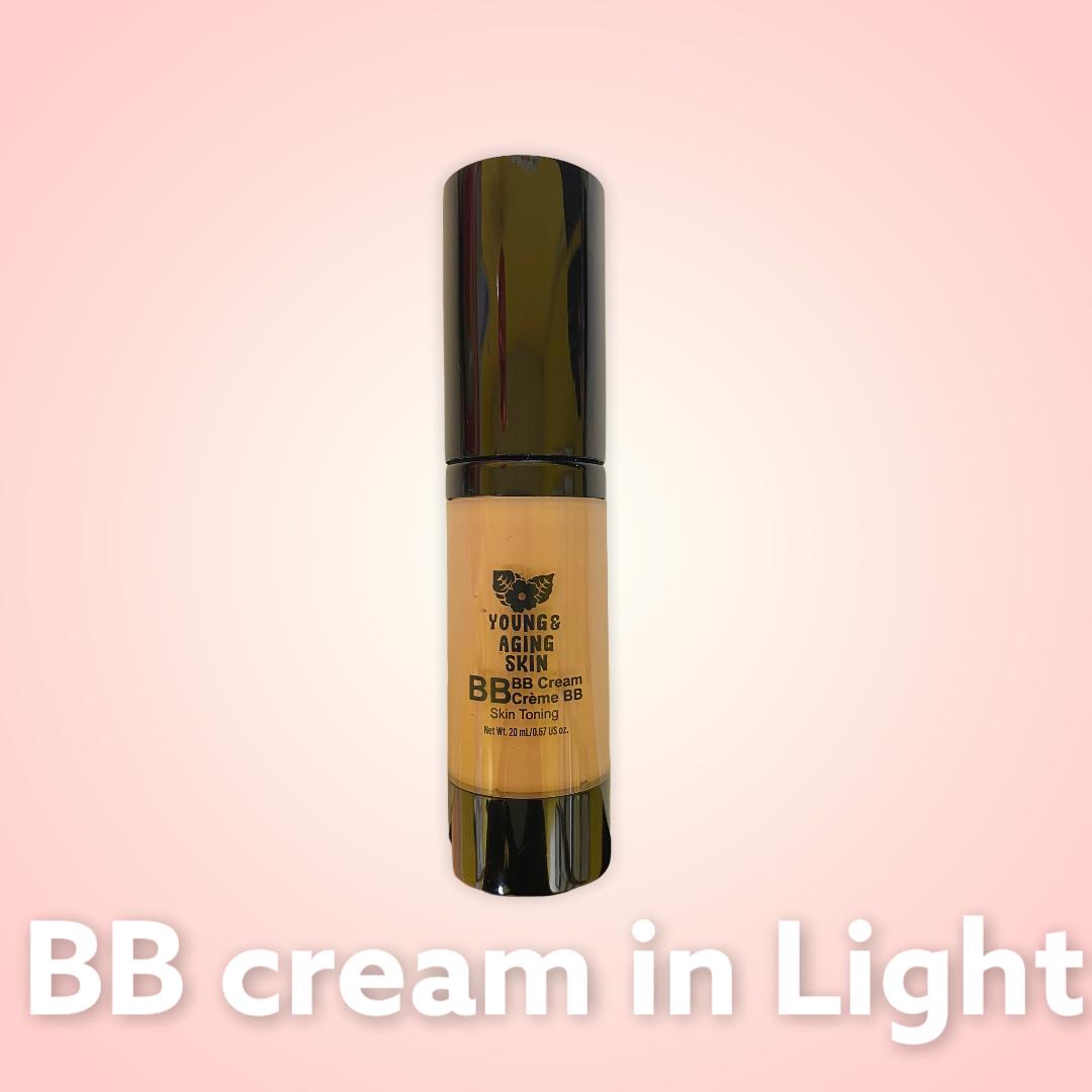BB Cream Or Tinted Moisturizer In LIGHT