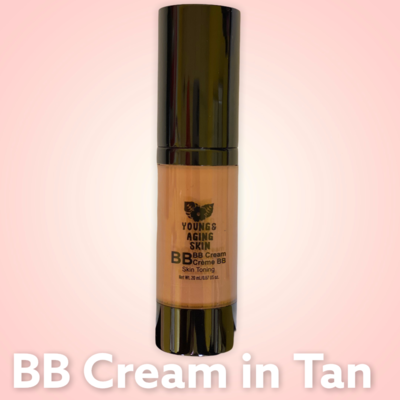 BB Cream Or Tinted Moisturizer In TAN