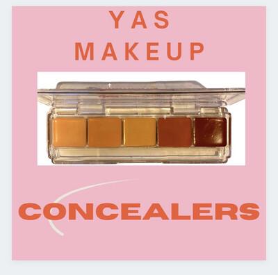 Cream Concealer Palette