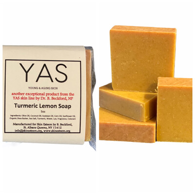 TURMERIC Lemon Soap