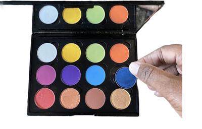 Refill VIVID Colors Eyeshadow Palette