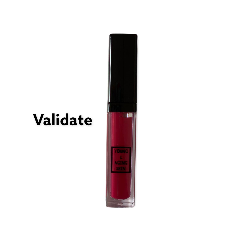 VALIDATE Velvet Liquid Lipstick
