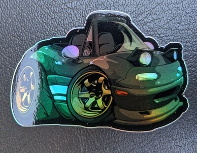 Holographic Mini Steve