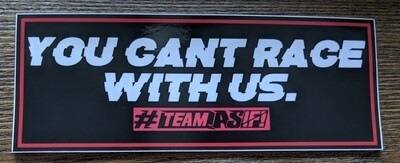 #TeamASif You Cant Race With Us