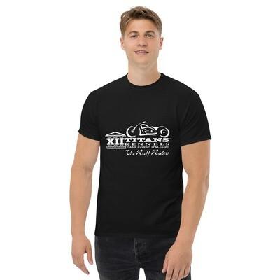 Men's heavyweight tee   2020 Litter K - Ruff Riders