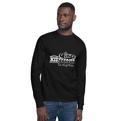 Men's Champion Long Sleeve Shirt   2020 Litter K - Ruff Riders