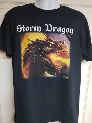 T-shirt, Dragon Head design