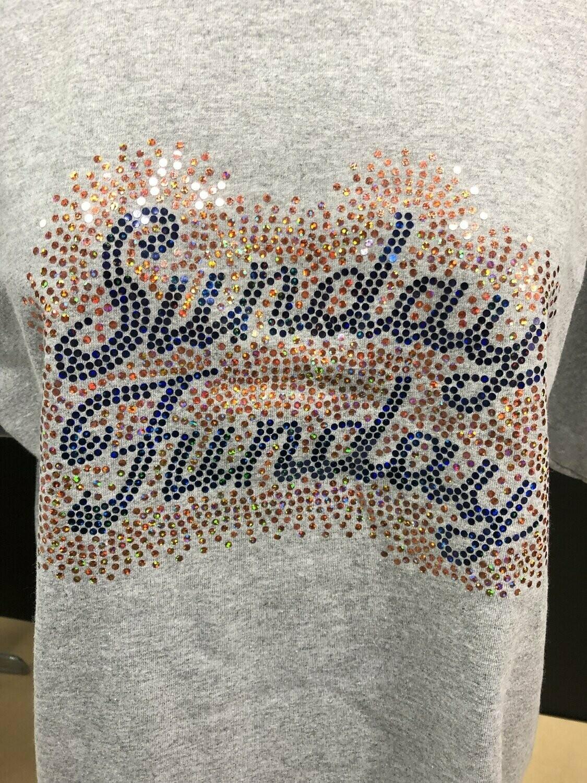 Sunday Funday Spangle Transfer