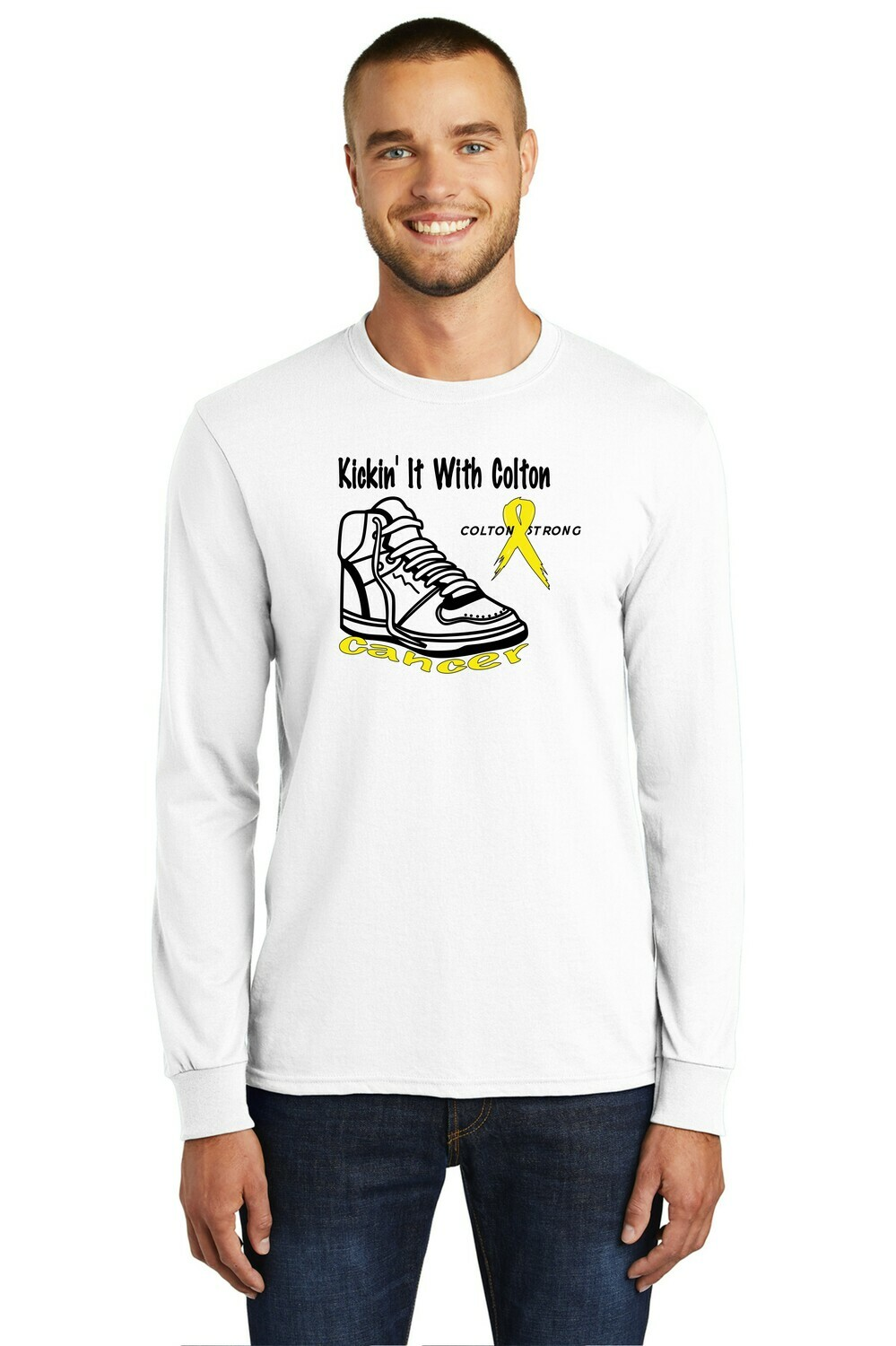 Kickin' It With Colton Long Sleeve T-Shirt