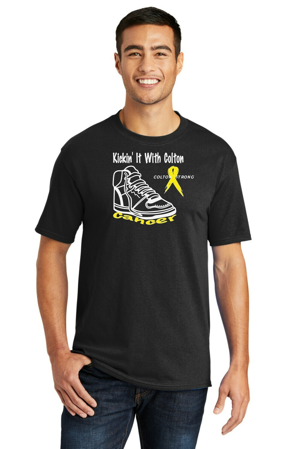 Kickin' It With Colton T-Shirt