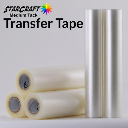 "StarCraft Transfer Tape 12"" x 30FT"