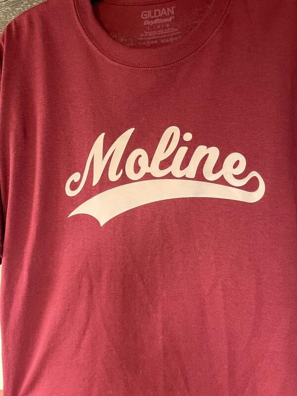 Moline Script T-Shirt