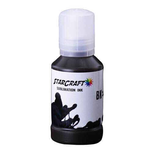 Starcraft Sublimation Ink - Black 127mL