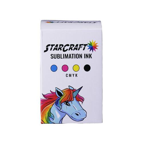 Starcraft Sublimation 4 Ink Bundle (CMYK)