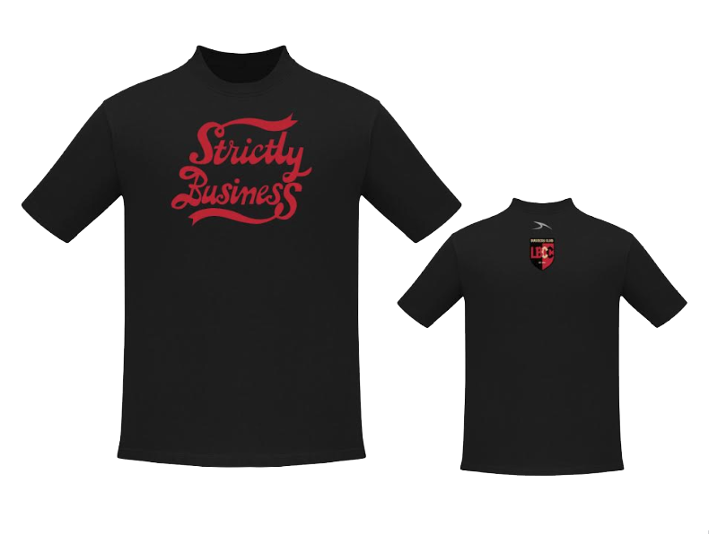 Strictly Business T-Shirt
